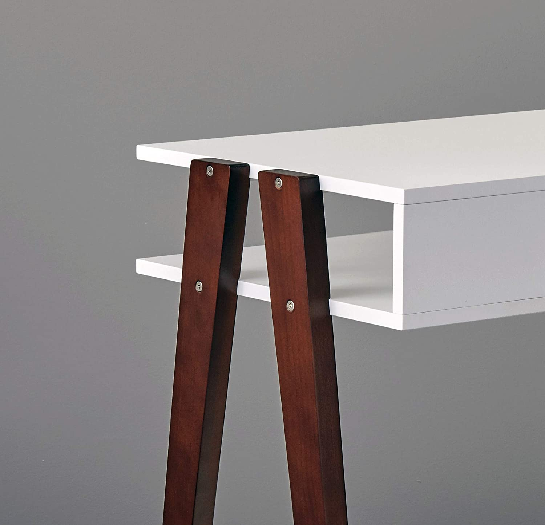 Black Adesso Laurel Desk