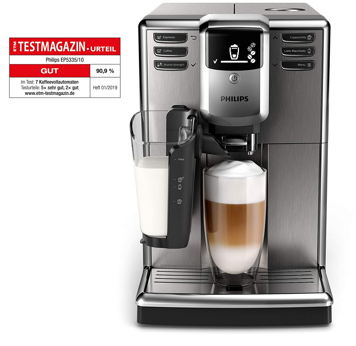 Philips LatteGo 5000