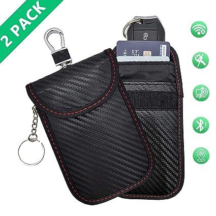 Bolsa de exhibición para llaves de coche (2 unidades), bolsa de ...