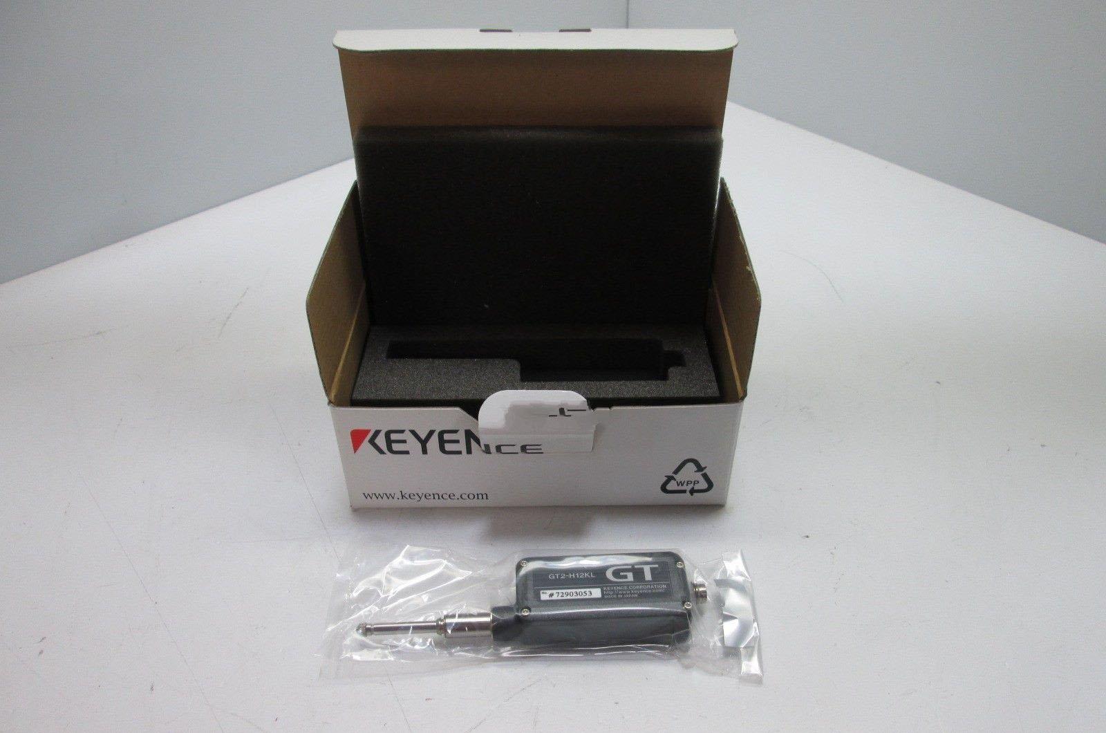 Keyence GT2-H12KL High Precision Force Sensor Head, 0.1µm Resolution, 12mm R