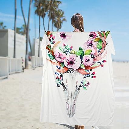 Toallas de playa, Malloom® Cactus pared alfombra suspendida tapicería manta toalla de playa tabla