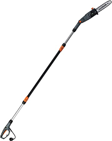 Scotts Outdoor Power Tools PS45010S 10-Inch Corded Electric Pole Saw - Fiberglass Pole