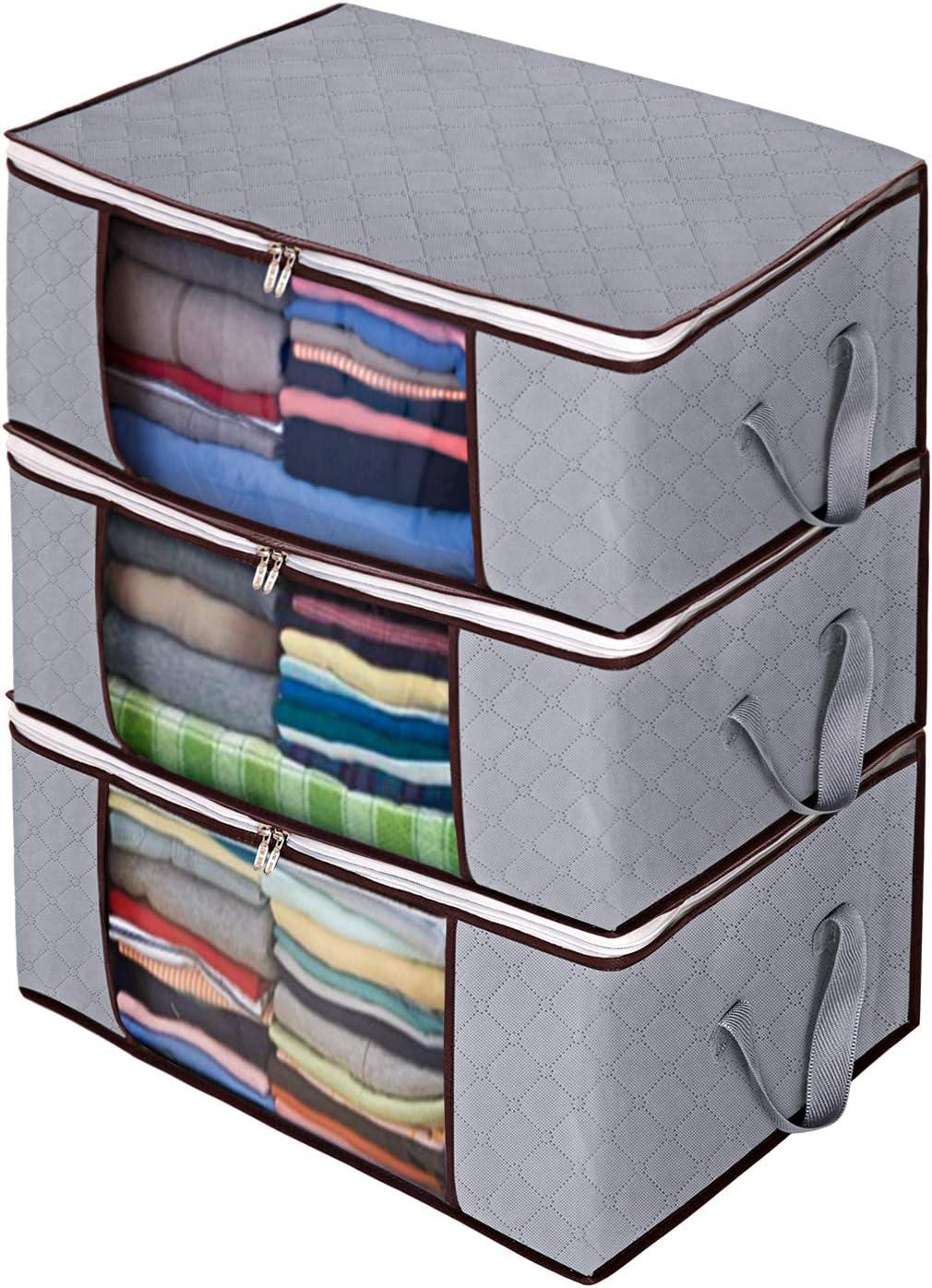 Bolsa Transparente con Bolsa para Colgar Organizador Colgante para Armario EmNarsissus 16 Bolsillos visibles Armario Bolsa de Almacenamiento Transparente Pared Puerta