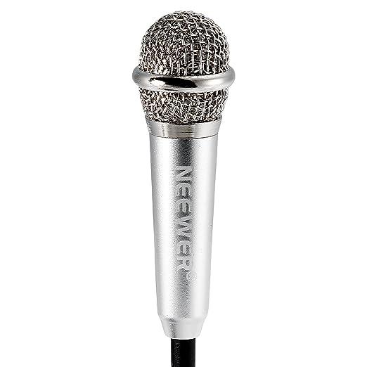 13 opinioni per Neewer®- mini microfono a condensatore per dispositivi elettronici intelligenti