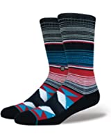 New Stance Men's San Blas Crew Sock Grey