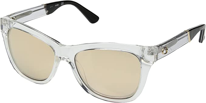 7c0f5f261ea GUESS Unisex Adults  GU7472 26G 56 Sunglasses