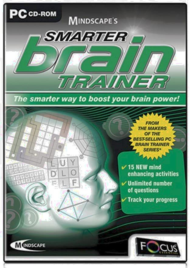 Mindscapes Smarter Brain Trainer (PC CD) [Importación inglesa ...