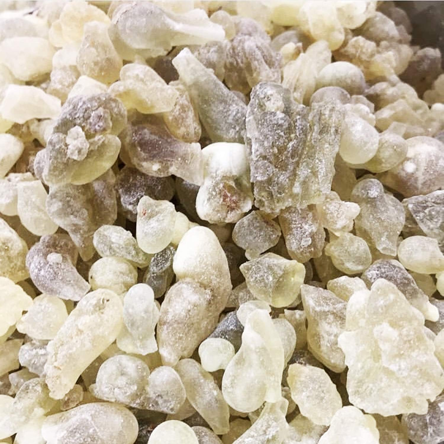 Frankincense Resin Organic Incense Royal Green Hojari Boswellia Sacra from Oman, 1.76 Oz. by C 30 Incense (Image #3)