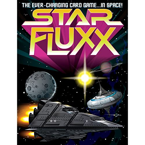Looney Labs Star Fluxx Card Game