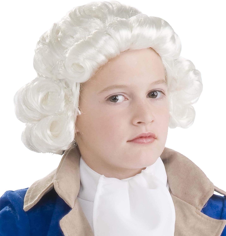 Forum Novelties Colonial Boy Child Wig