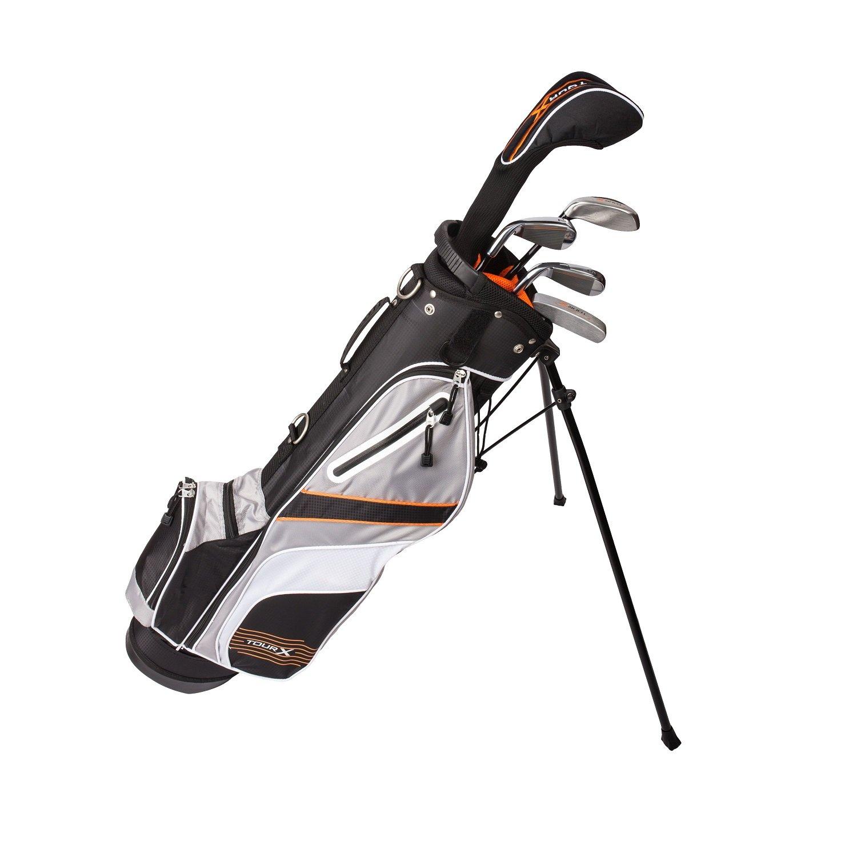 Tour X Size 3 3 5pc X Jr Golf Set Size w/Stand Bag [並行輸入品] B07CWPSTNL, ひろしまグルメショップ:e3bff6fe --- cooleycoastrun.com