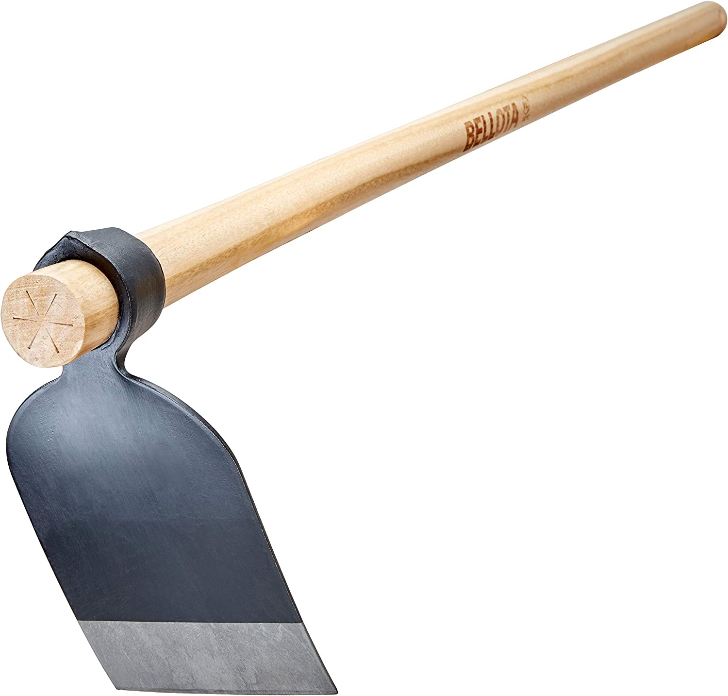 Bellota 325-800 cm 1100 325800 cm 1100-Hoe with Handle for Agriculture and Gardening Black//Grey//Brown