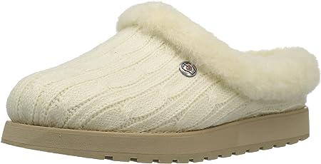 BOBS from Skechers Women's Keepsakes Ice Angel Slipper