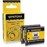 2x Batterie Olympus Li-40B | Li-42B / Nikon EN-EL10 / Fuji NP-45 / Pentax D-Li63 / Kodak Klic-7006 / Casio NP-80 pour Fuji FinePix J10 | J15 | J100 | J110w | J150w | Z10fd | Z20fd | Z100 | Z100fd | Z200fd | Kodak EasyShare M883 | M873 | Nikon S200 | S210 | S220 | S230 | S500 | S510 | S520 | S600 | S700 et bien plus encore…