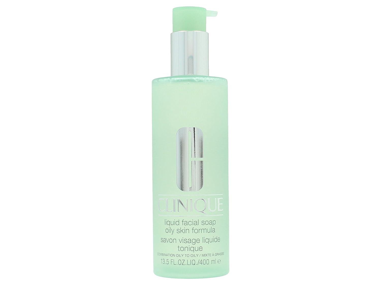 Clinique Liquid Facial Soap Oily Skin Formula Combination Oily To Oily 13.5 Ounce