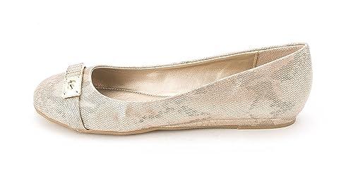 GUESS G Mocasines Para Mujer Dorado Gold LL: Amazon.es: Zapatos y complementos