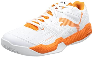 Puma Vindicate 3.2, Chaussures Indoor Homme Blanc Weiß