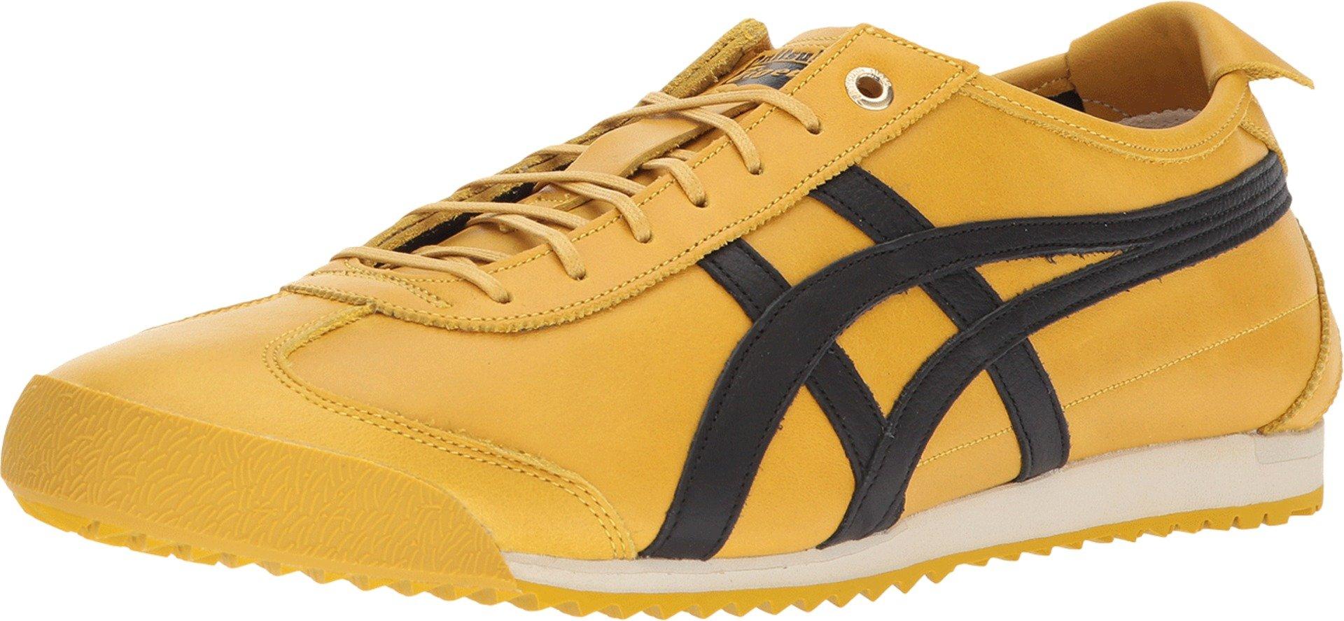 onitsuka tiger mexico 66 sd yellow black 00 precio