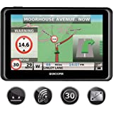 Snooper S6810 Bus /& Coach Navigationssystem Kontinent