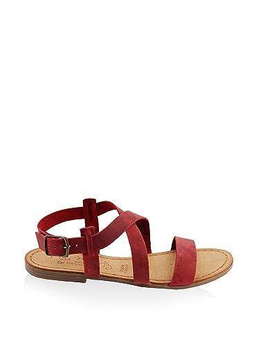 red Butterfly Miss Femme En 36 Cuir Sandale Mb30 8wkO0Pn