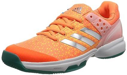 the best attitude 04e19 9a047 Adidas Adizero Ubersonic 2.0 Zapatos de tenis para mujer Deportes Zapatillas  Entrenadores Peach, Melocotón,