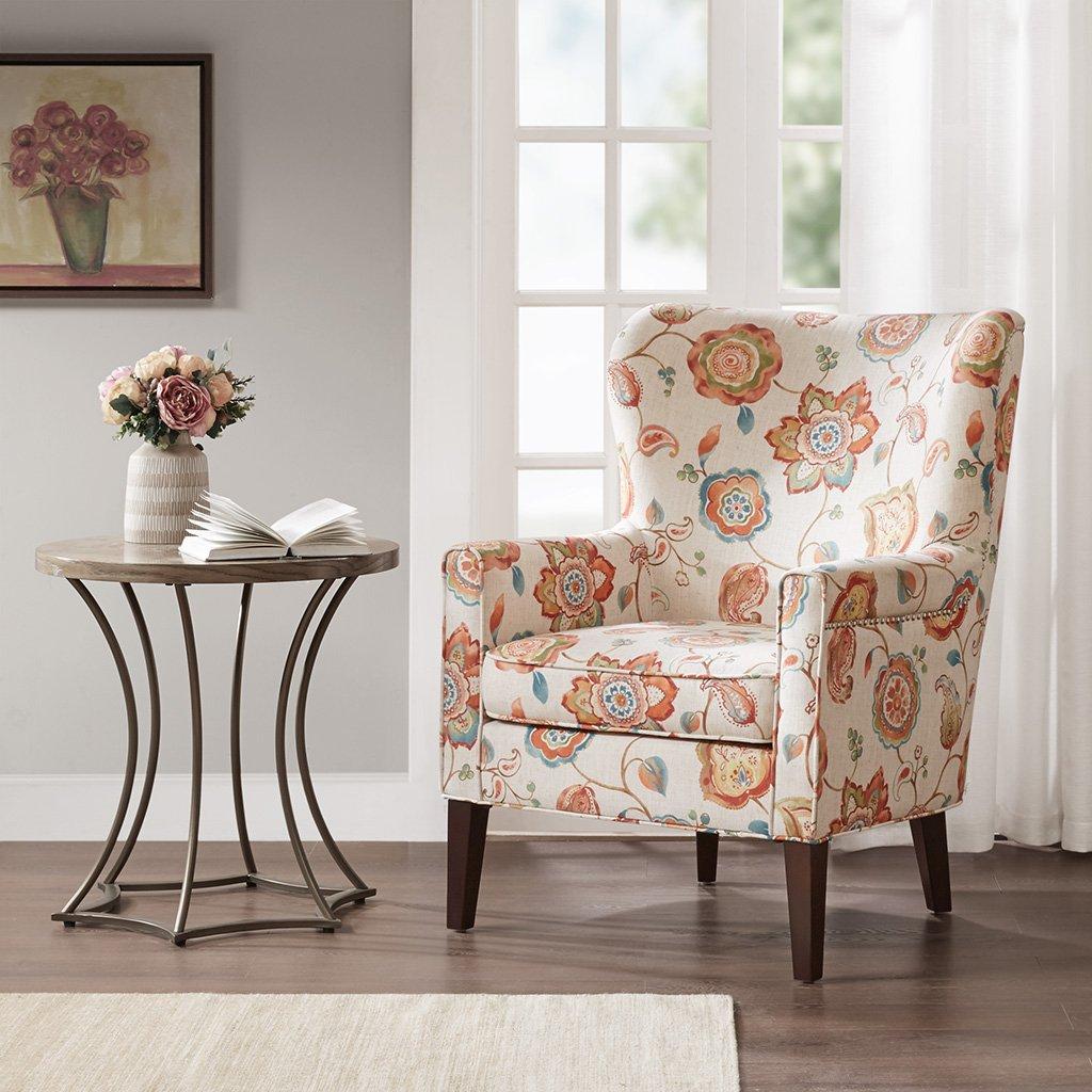 Amazon.com: Colette Accent silla, Crema: Kitchen & Dining