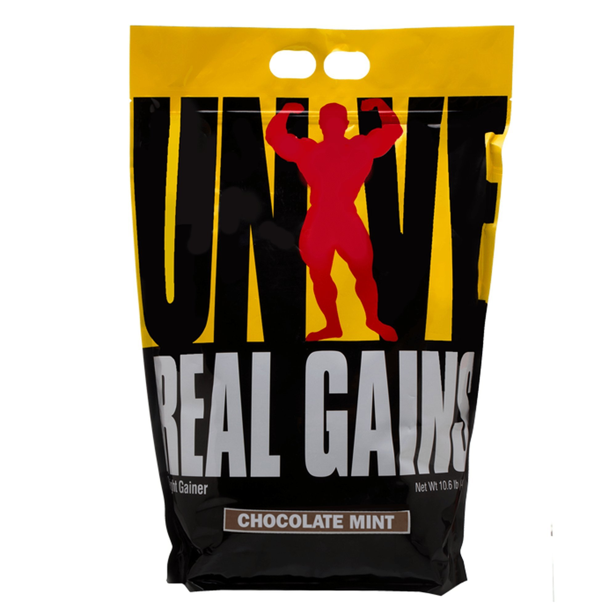 Real Gains Weight Gainer with Complex Carbs and Whey-Micellar Casein Protein Matrix Cookies & Cream 10.6#