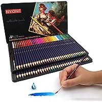 72 Lápices De Colores Vibrantes Set Lápices De Colores Preafilados Set- Soft Core,Arts Pasteles Al óleo,puede Usarse En Libros De Colorear Para Adultos Para Crear Los Dibujos Artísticos Y Los Esbozos
