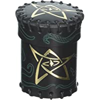 Q-workshop QWOCCTH4 Call of Cthulhu Leather Dice Cup
