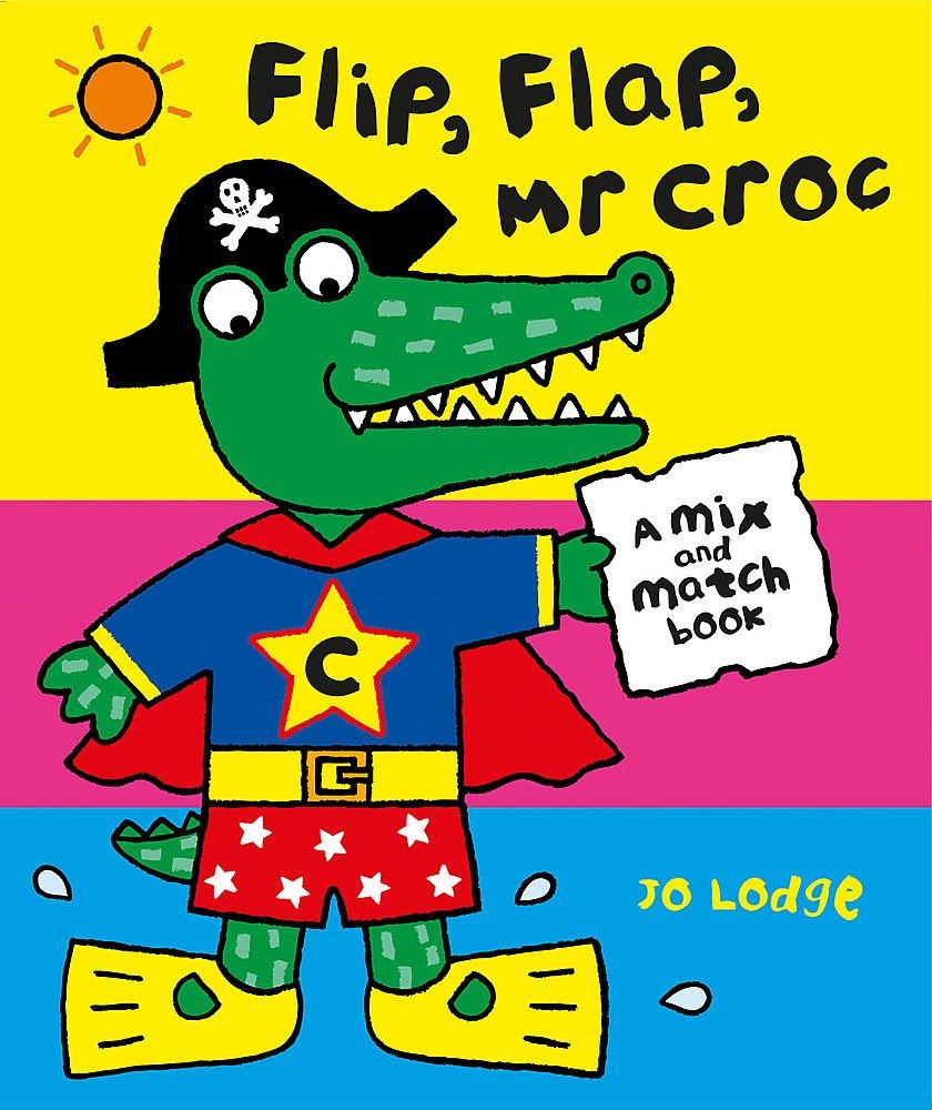 Download Flip Flap, Mr Croc ebook
