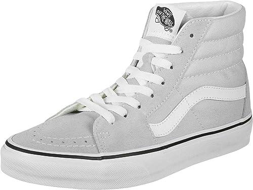 Vans Sk8 Hi Gray Dawn True White - 5 UK