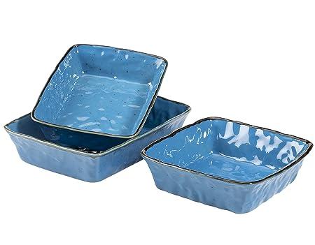 MÄSER Bel Tempo - Fuente para horno (cerámica): Amazon.es: Hogar