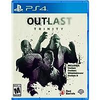 Outlast Trinity - PlayStation 4 - Standard Edition