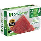 "FoodSaver 2-pack 8""x20' Heat Seal Rolls"