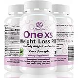 One XS Weight Loss Diet Pills Pharmaceutical Grade Weight Loss Supplement. Appetite Suppressant Fat Burner. Extra Strength. 60 Diet Pills. 2 Month Weight Loss.