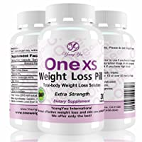 One XS Diet Pills Pharmaceutical Grade Weight Loss Supplement. Appetite Suppressant...
