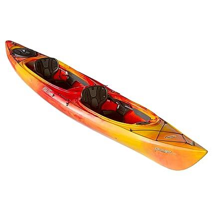 Old Town Kayaks For Sale >> Amazon Com Old Town Dirigo Tandem Plus Recreational Kayak Sunrise