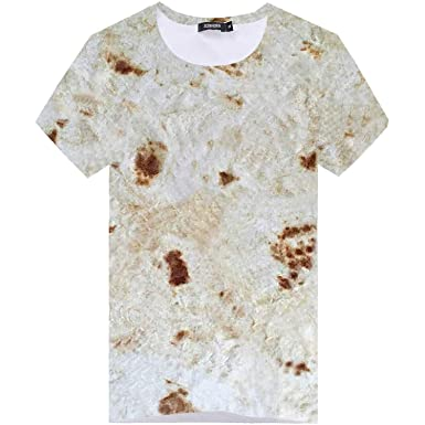Verano Casual Camiseta Blusa Corta Mangas Cortas Impresas De ...