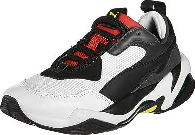 5bde874f2c14 Puma Men s Shoes Thunder Spectra White Black Sneaker Fall Winter 2019