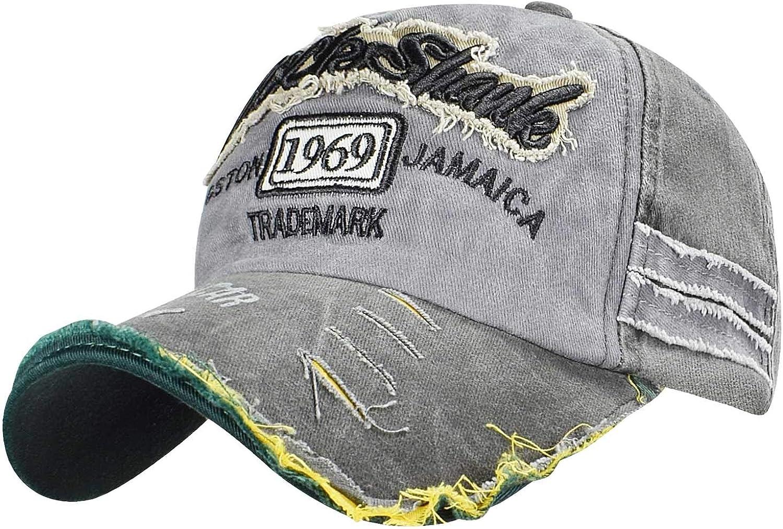 50 Cumplea/ños Sombrero Voqeen Gorra de B/éisbol Vintage Bordado 1969 Recuerdo Presente
