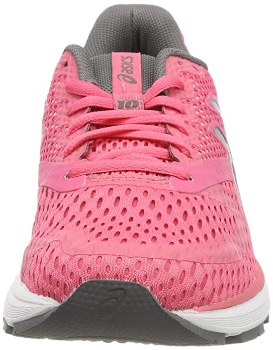 6349e5b947f ASICS Women s Gel-Pulse 10 Running Shoes  Amazon.co.uk  Shoes   Bags
