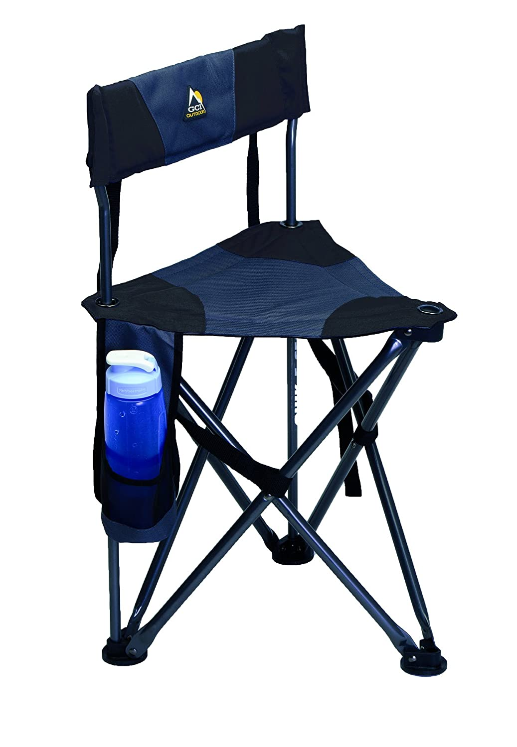 Lightweight camping chairs - Amazon Com Gci Outdoor Quik E Seat Black Camping Chairs Sports Outdoors
