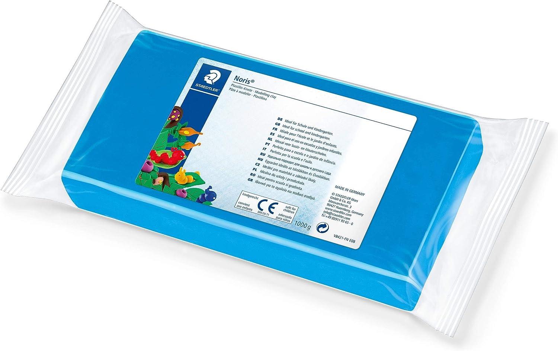 Pelikan 602508 p/âte /à Modeler Nakiplast 650 g Bleu