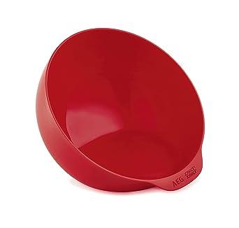 AEG 9029797306 omelett recipiente para microondas/Adecuado hasta 4 huevos/Función de cocción
