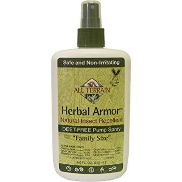 cheap All Terrain Herbal Insect Repellent Spray 2020