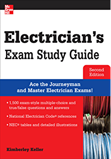 Amazon.com: Journeyman Electrician License Practice Exams - 300 ...