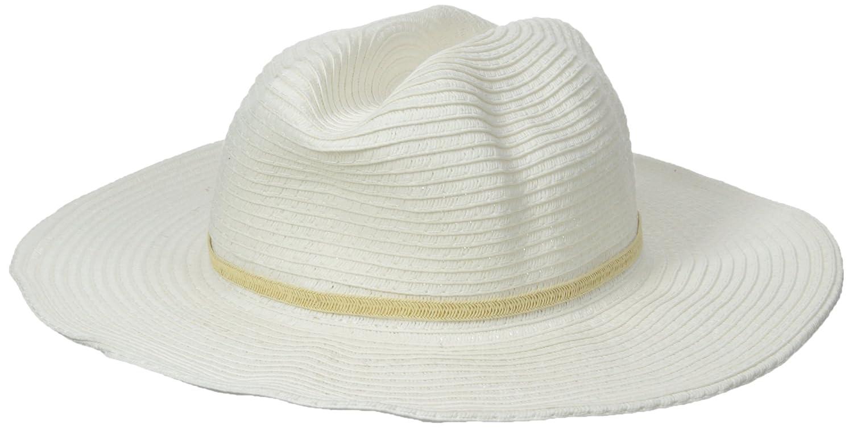 Seafolly Coyote Hat, Gorros para el Sol para Mujer, Blanco (White ...