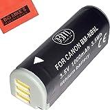 BM Premium NB-9L Battery For Canon PowerShot N, N2, Elph 510, Elph 520, Elph 530 HS, SD4500 IS Digital Camera