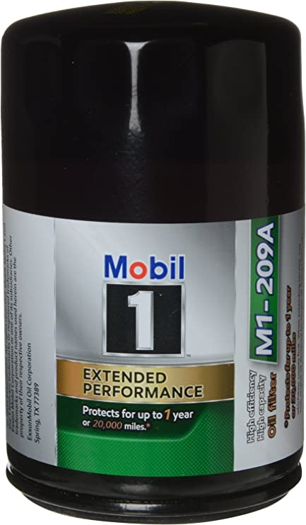 Mobil One Oil Filter Cross Reference