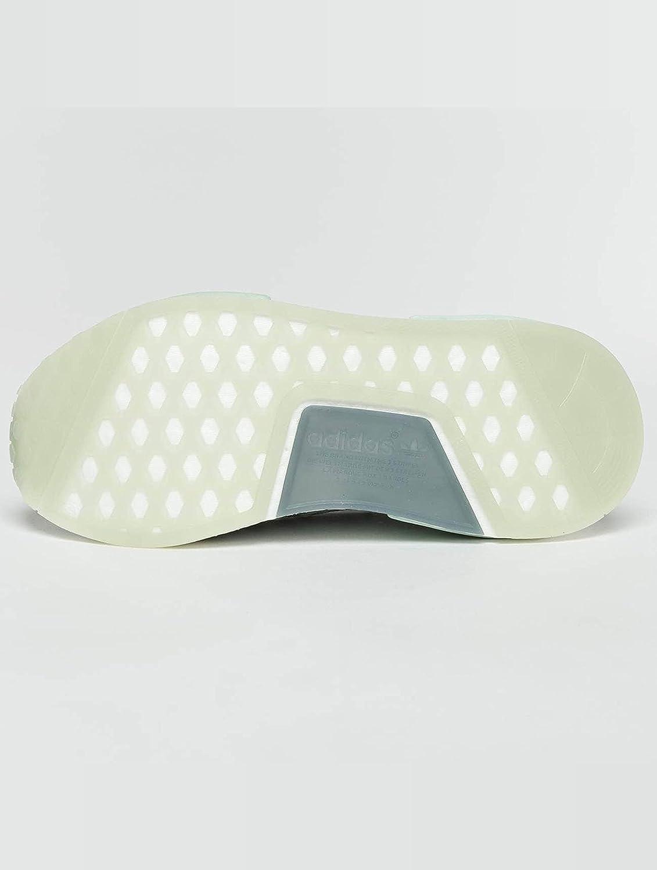Adidas Ash Damen NMD_r1 Stlt Primeknit Sneaker Ash Adidas Grün-raw Steel-footwear Weiß (Cq2031) 6017ef